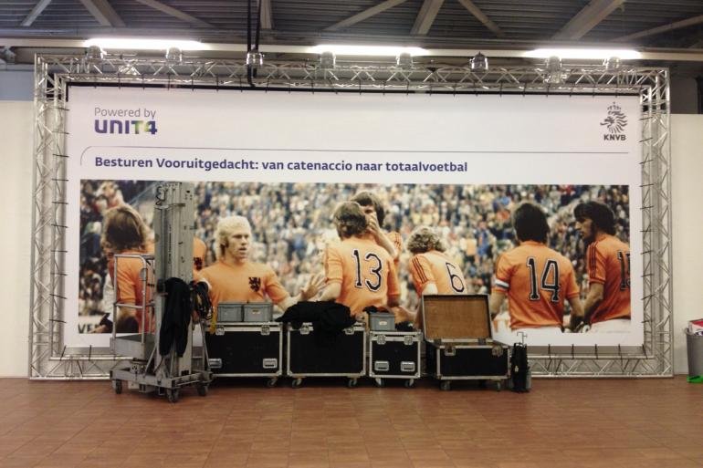 Unit4 – KNVB Beurswanden