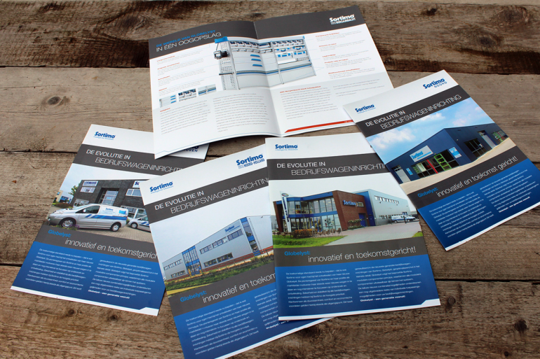 Sortimo brochures