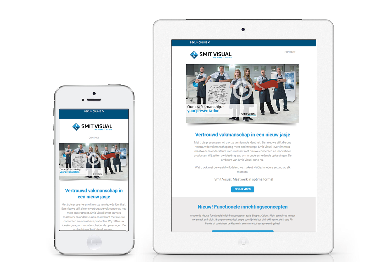 responsive emailing